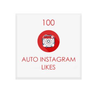 100 auto instagram likes
