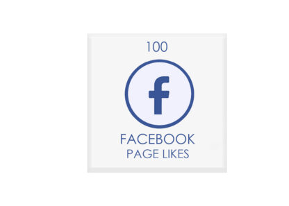 100 facebook page likes