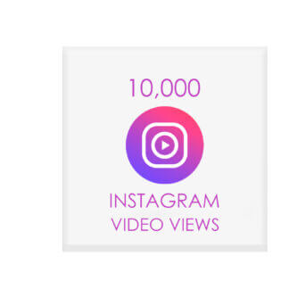 10000 Instagram Views