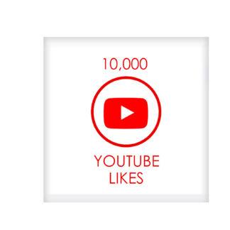 10,000 youtube LIKES