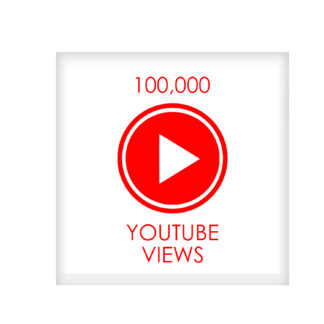100,000youtube VIEWS