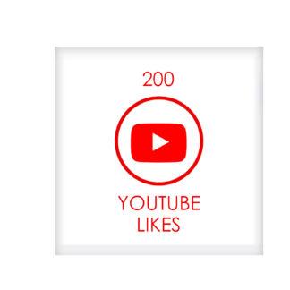 200 youtube LIKES