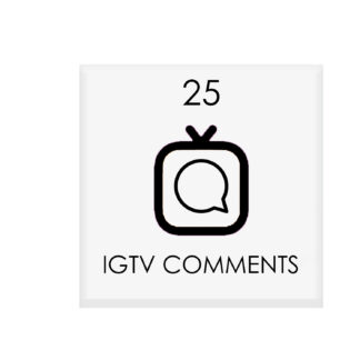 25 igtv comments