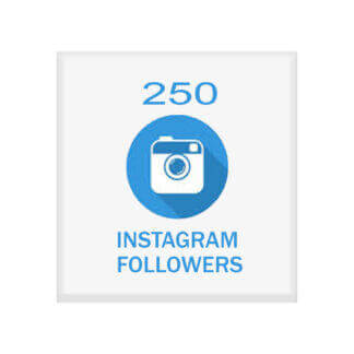 Buy 250 Instagram Followers