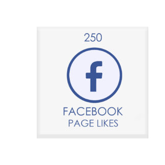 250 facebook PAGE likes