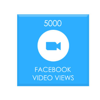 5000 facebook video views