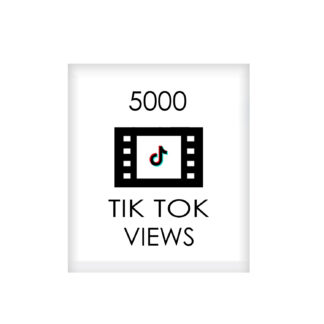 5000 tik tok VIEWS