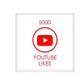5000 youtube LIKES